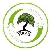 Tofag logo